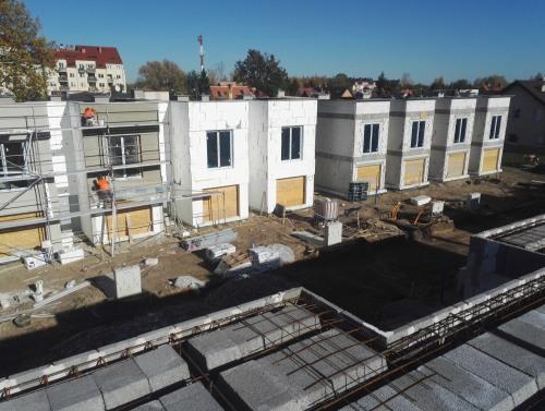 Budowa domów wielorodzinnych we Wrocławiu cz.3