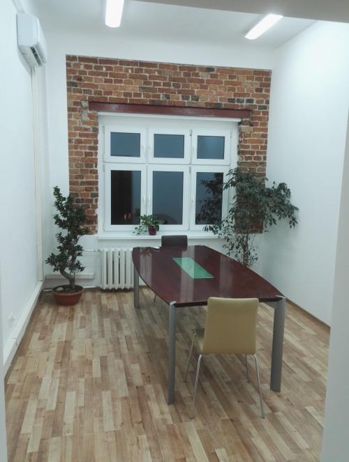 Remont biura we Wrocławiu