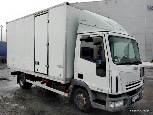 Picture: IVECO EUROCARGO ML80E17