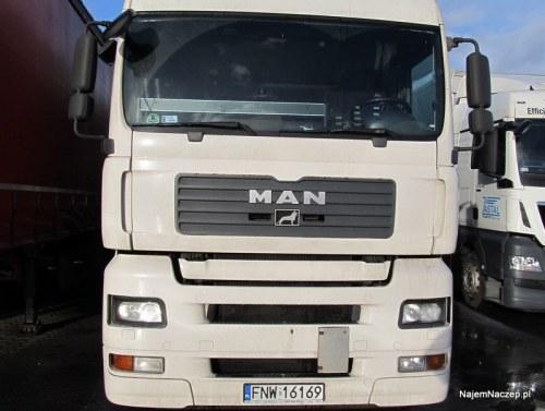 Picture: MAN TGA18.440 EURO4