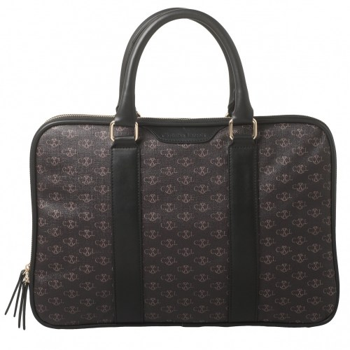 Torba na laptop i dokumenty SEAL BROWN CHRISTIAN LACROIX LTL625Y
