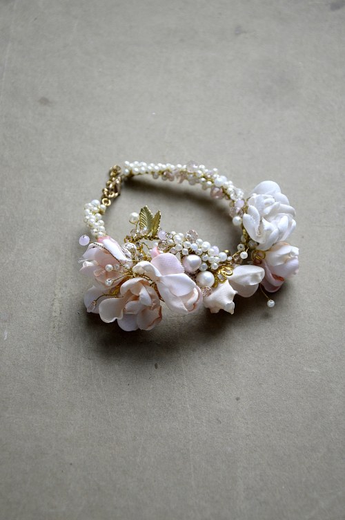 Romantic bracelet no. 370