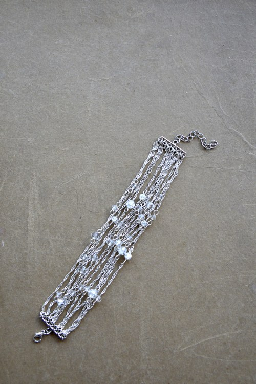 Tender chain bracelet no. 372