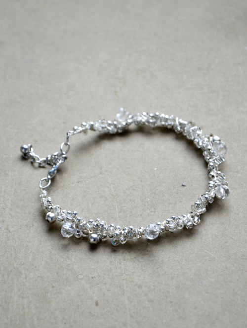 Romantic bracelet no. 375