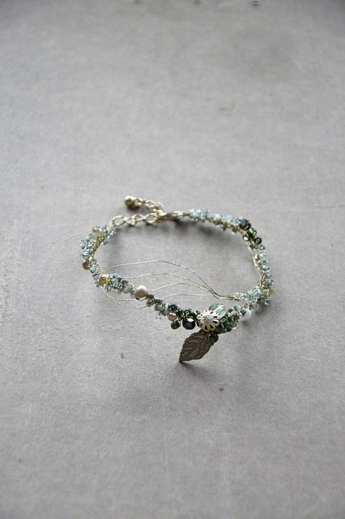 Rustic bracelet no. 392