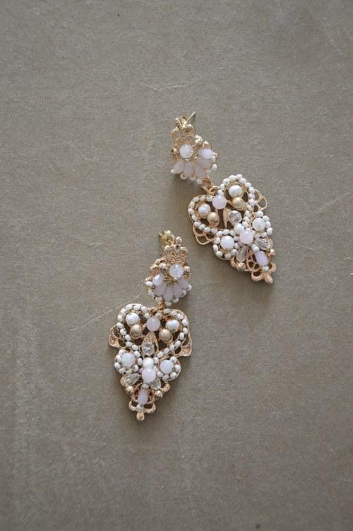 Earrings no. 387