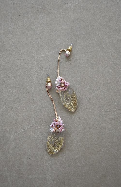 Long earrings no. 403