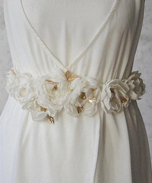 Wedding sash no 2