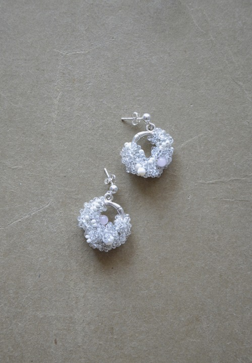 Tender earrings no.405