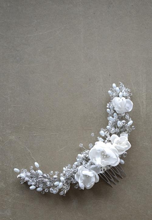 Gałązka z kwiatami numer 386