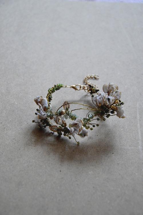 Rustic bracelet no.425