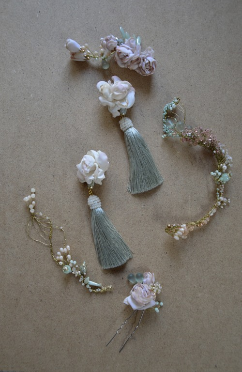 Hair pins set no. 427
