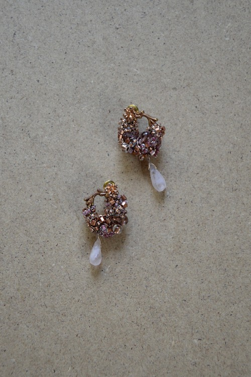 Earrings no.417