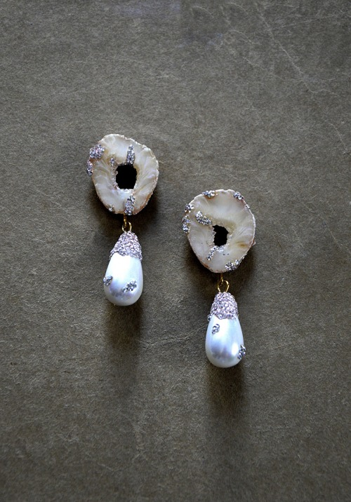 Earrings no. 453