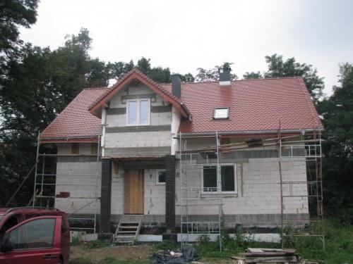 Budowa domku jednorodzinnego pod Wrocławiem