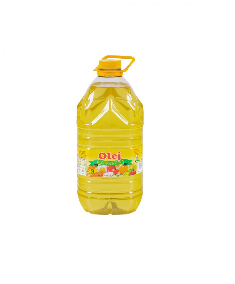 Olej rzepakowy 5l
