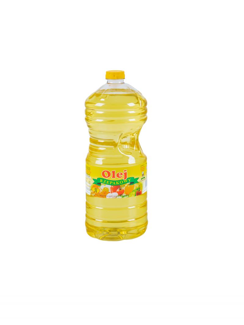 Olej rzepakowy 3l