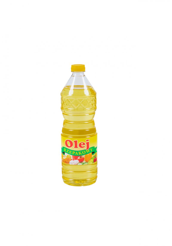 Olej rzepakowy 900ml