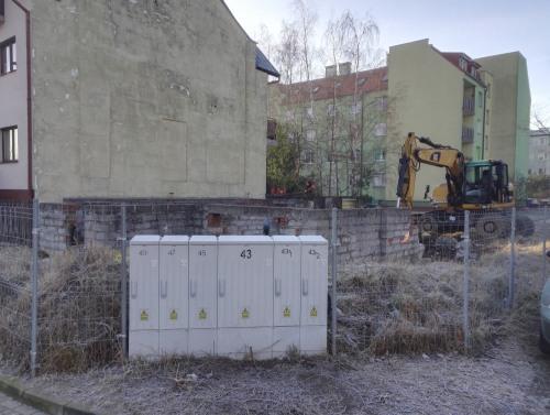 Budowa domu dwulokalowego Wrocław muchobór