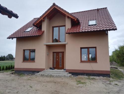 Budowa domku jednorodzinnego