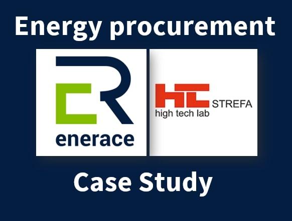 HTL-Strefa – energy procurement model optimization (Case Study)