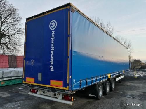 Picture: Krone Mega Liner SDP27