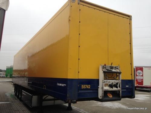 Picture: Krone SDK 27 furgon