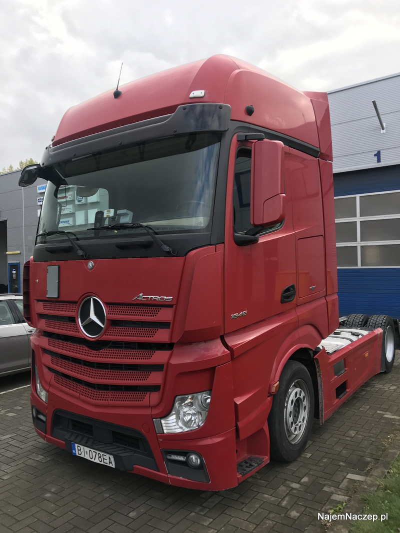 Mercedes ACTROS Standard
