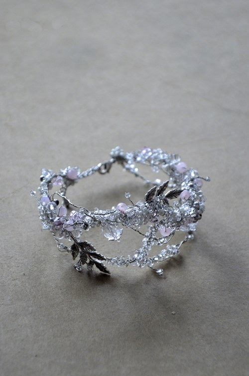 Rustic bracelet no. 388