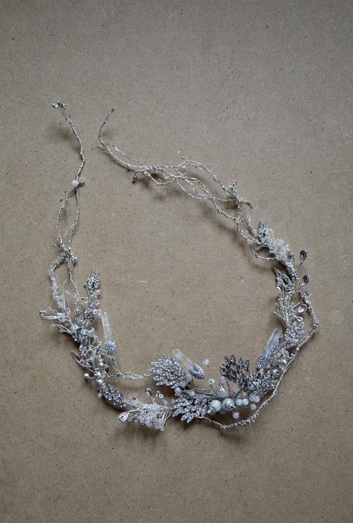 Crystal hair vine no. 430