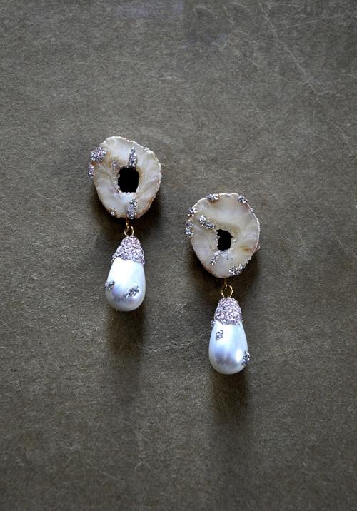 Earrings no. 453