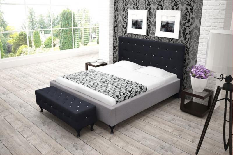Łóżko BARRY
