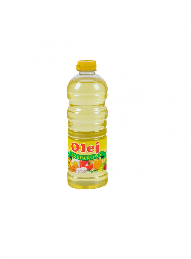 Olej rzepakowy 500ml
